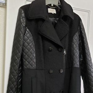 Laundry Double-Breasted Coat